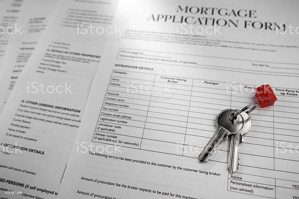 housing series royalty-free stock photo