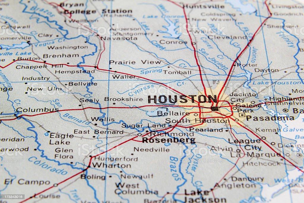 Houston stock photo
