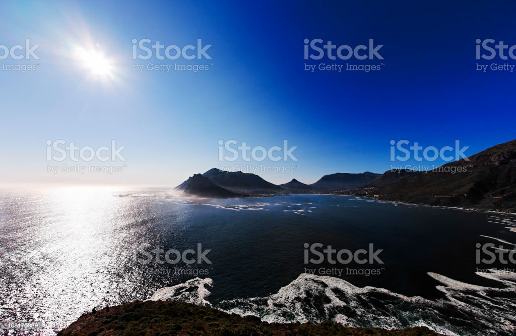 Hout Bay royalty-free stock photo