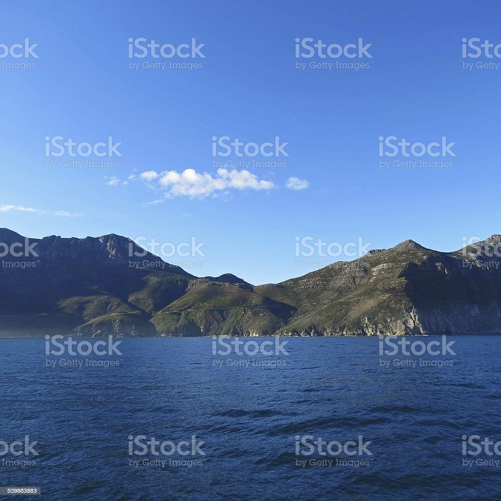 Hout Bay stock photo