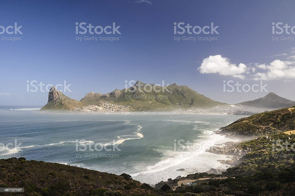 Hout Bay - Western Cape, South Africa stock photo