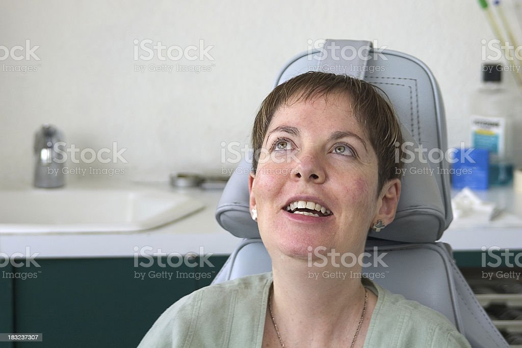 How are my teeth? royalty-free stock photo