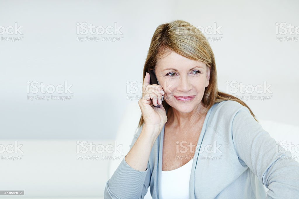 How are you doing? royalty-free stock photo