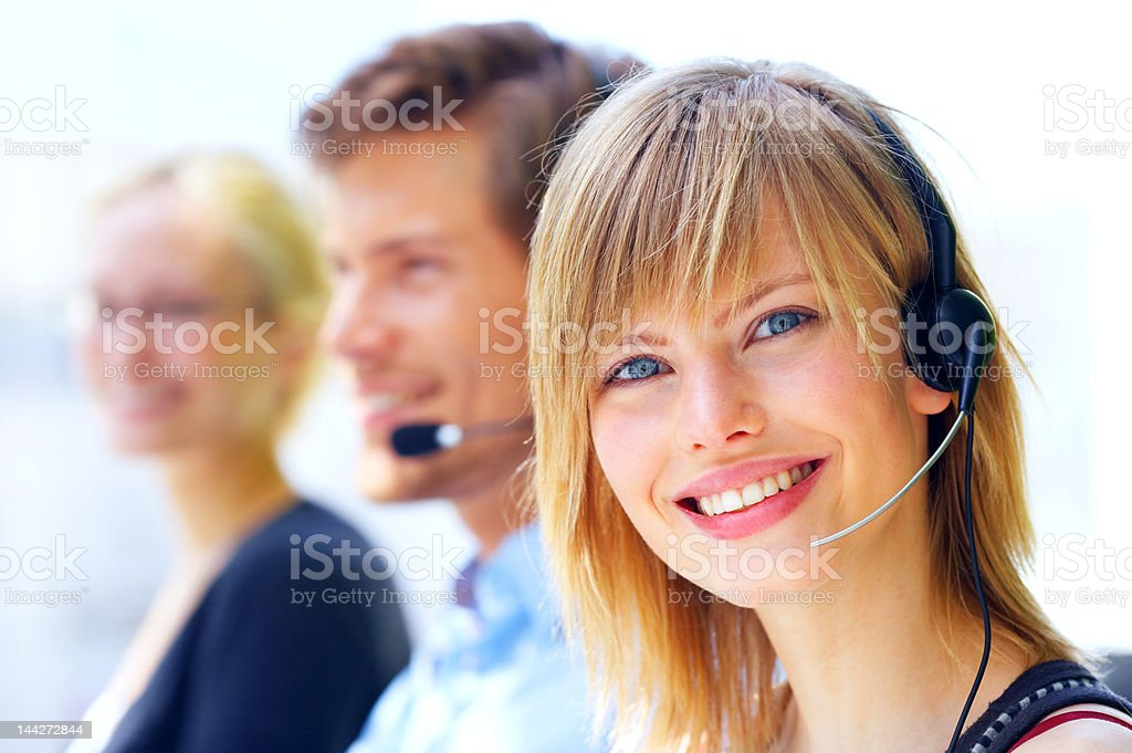 How can I help you? royalty-free stock photo