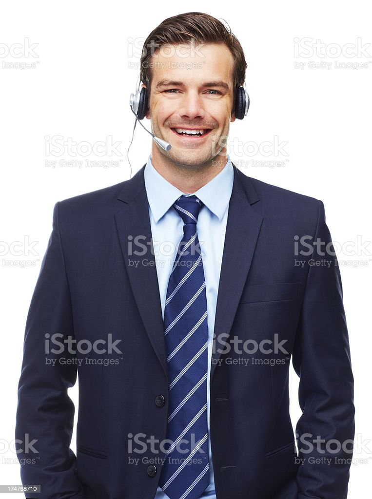 How can I help you today? royalty-free stock photo