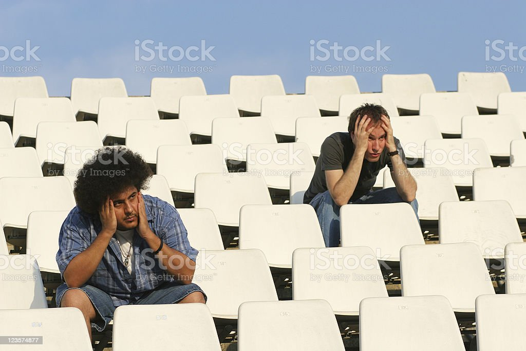 How could ours loose?!? royalty-free stock photo