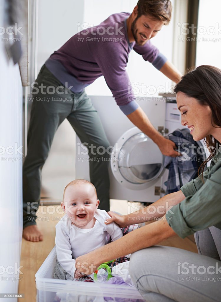 How did you get in here? stock photo