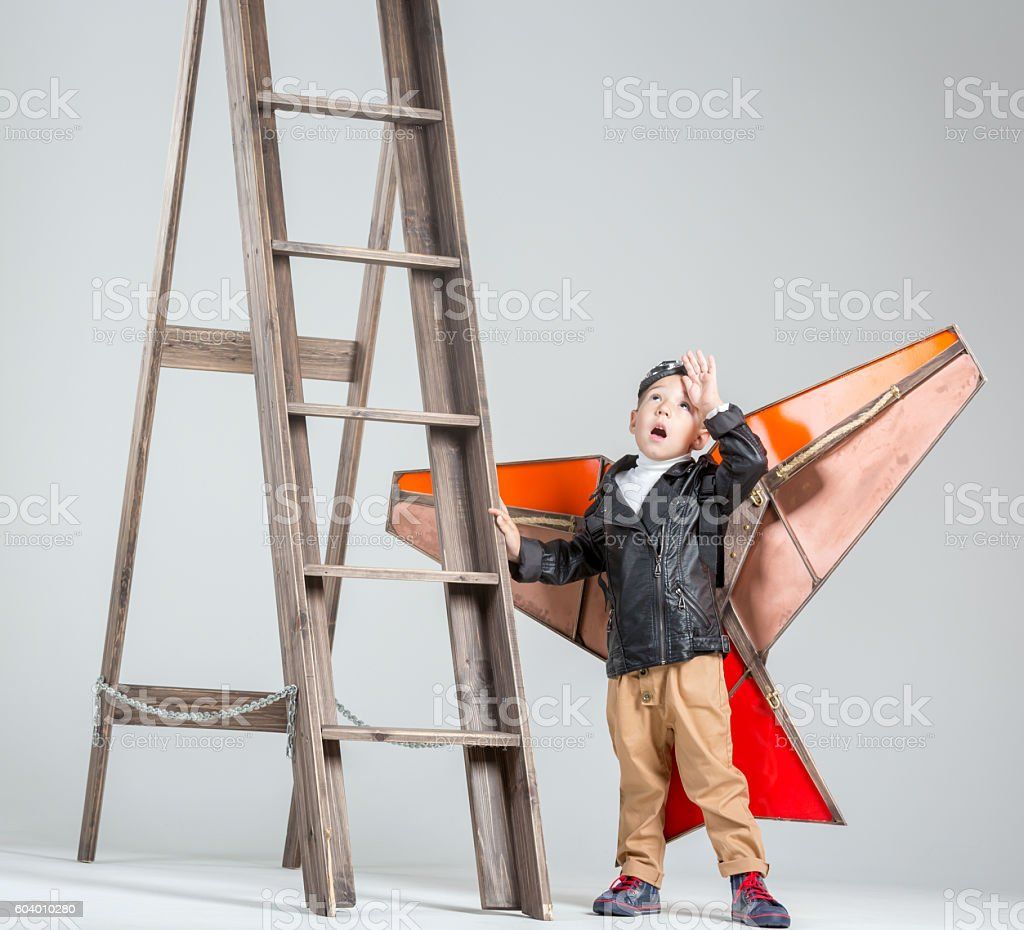How High Up To Sky stock photo
