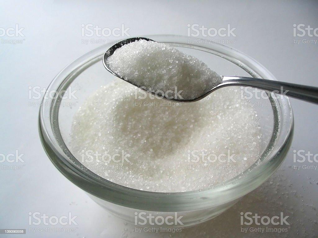 how many spoons stock photo