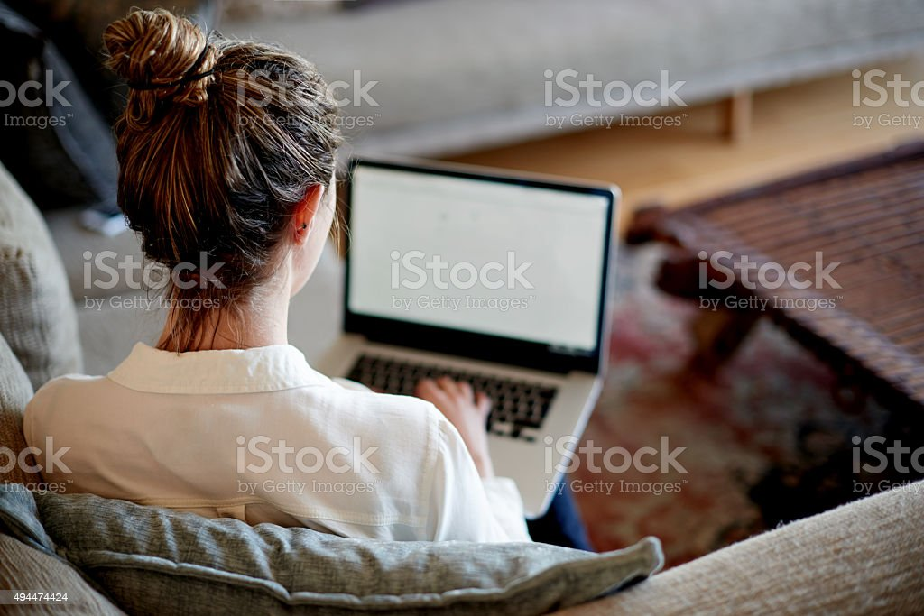How should I reply? stock photo