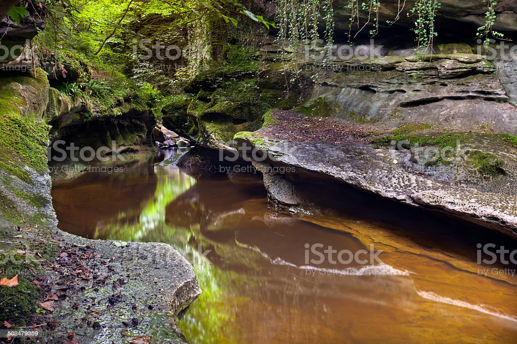 How Stean Gorge stock photo