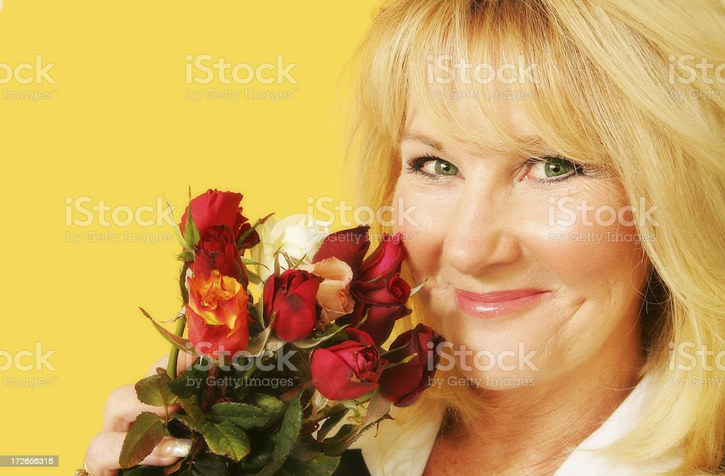 How Thoughtful stock photo