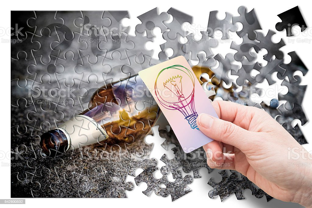How to approach the alcoholism issue stock photo