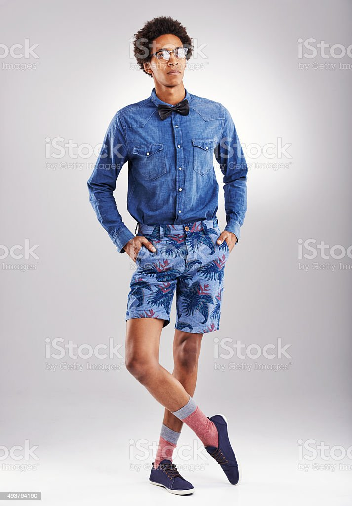 How to dress for warmer weather stock photo