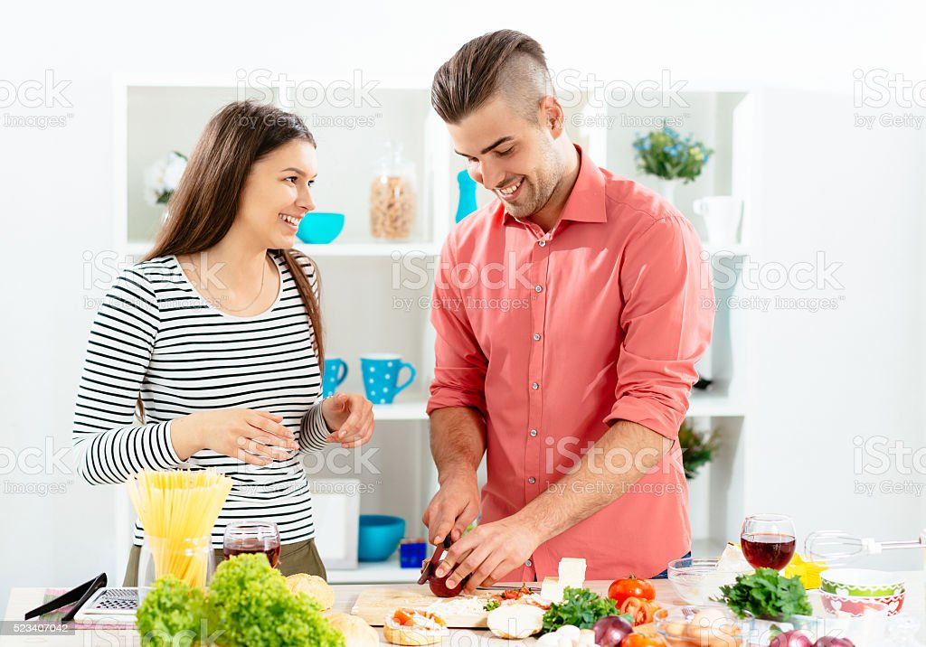 How to make healthy vegetarian sandwich at home stock photo