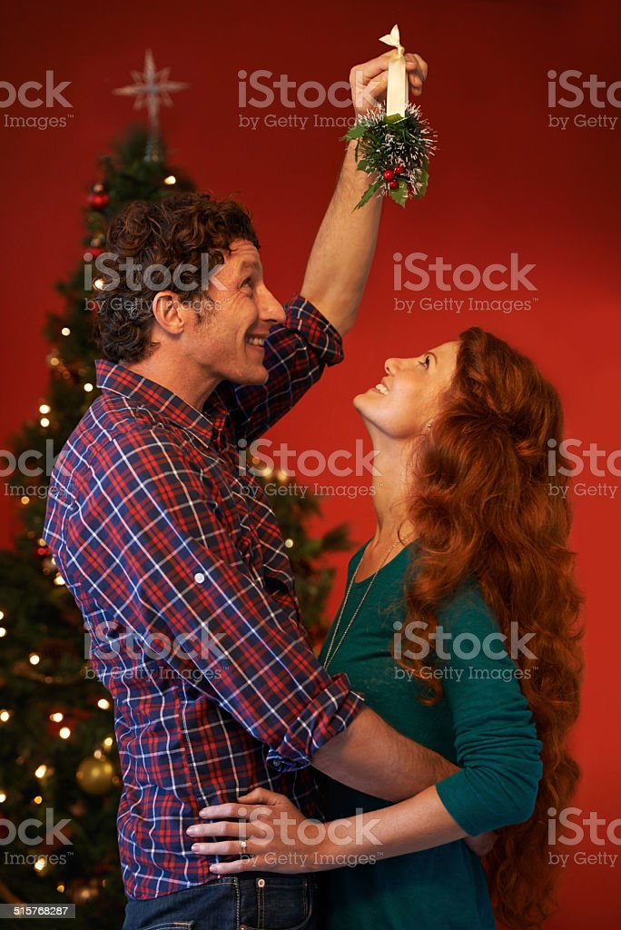 How'd that get there? stock photo