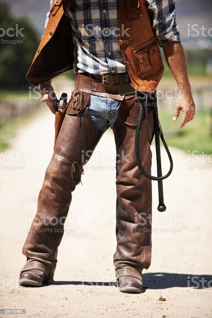 Howdy partner stock photo