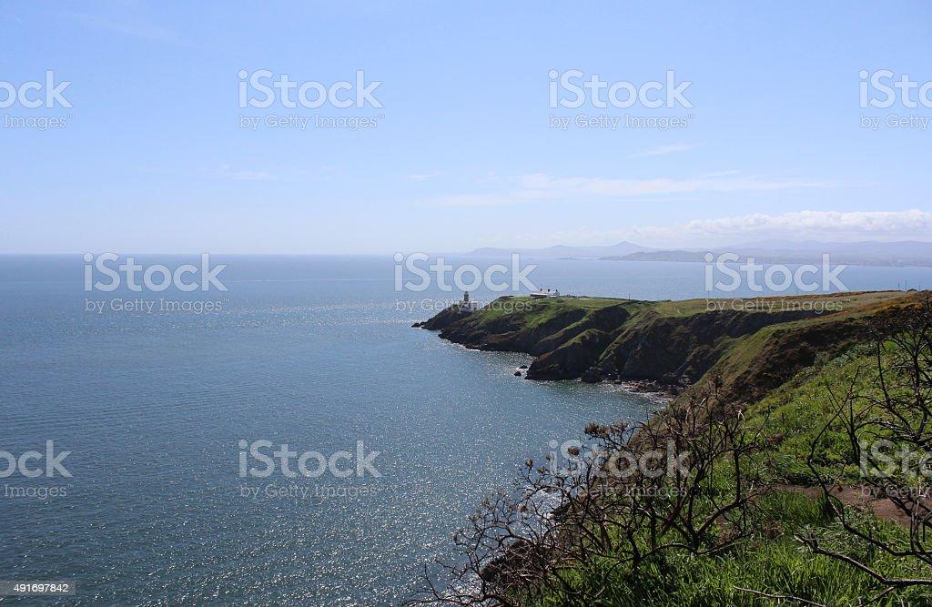 Howth, Dublin Bay, Ireland stock photo