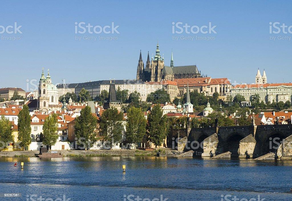 Hradcany, Prague, Czech Republic royalty-free stock photo