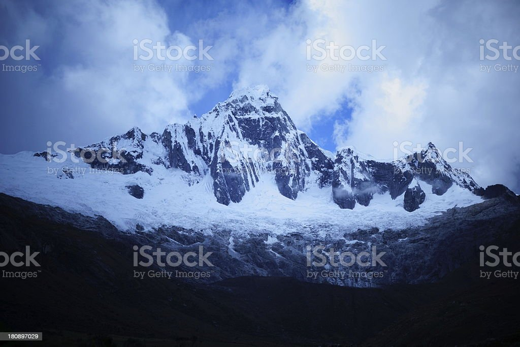 Huaraz, Peru 2 royalty-free stock photo