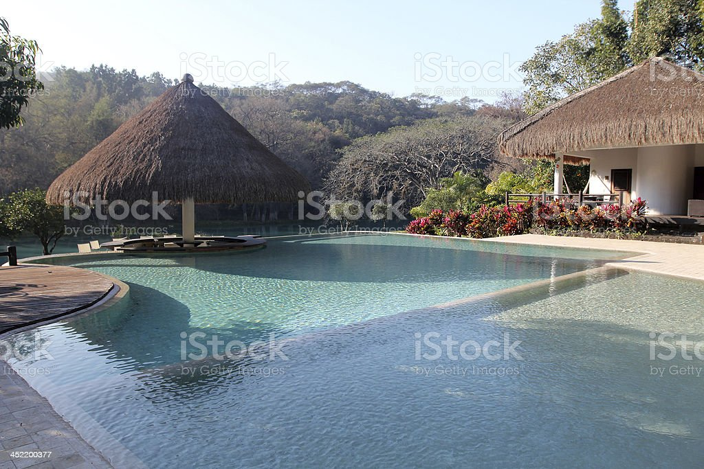 Huasteca stock photo