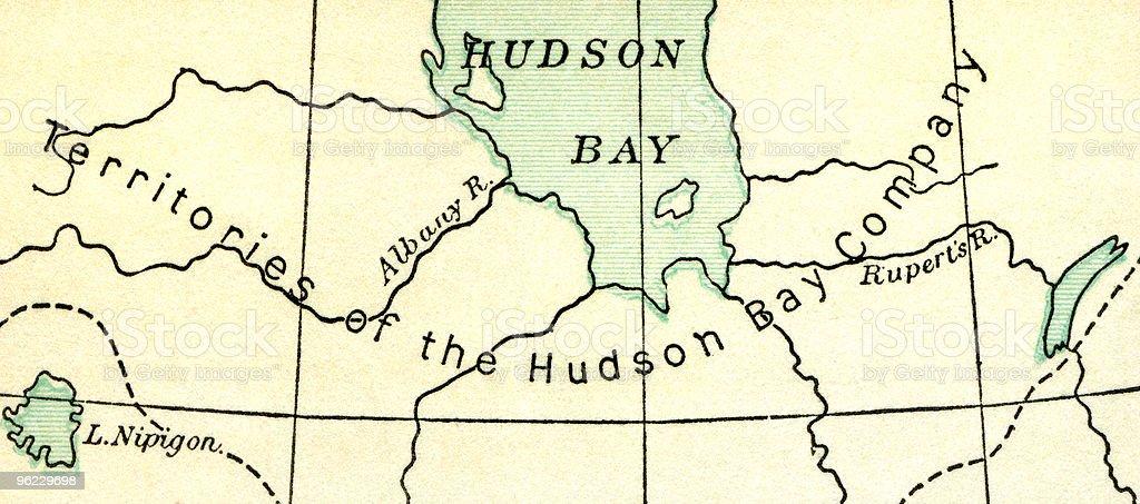 Hudson Bay Company stock photo