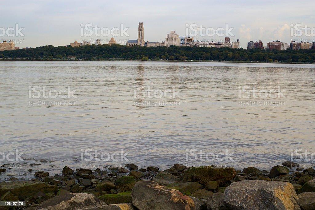 Hudson River, New York stock photo