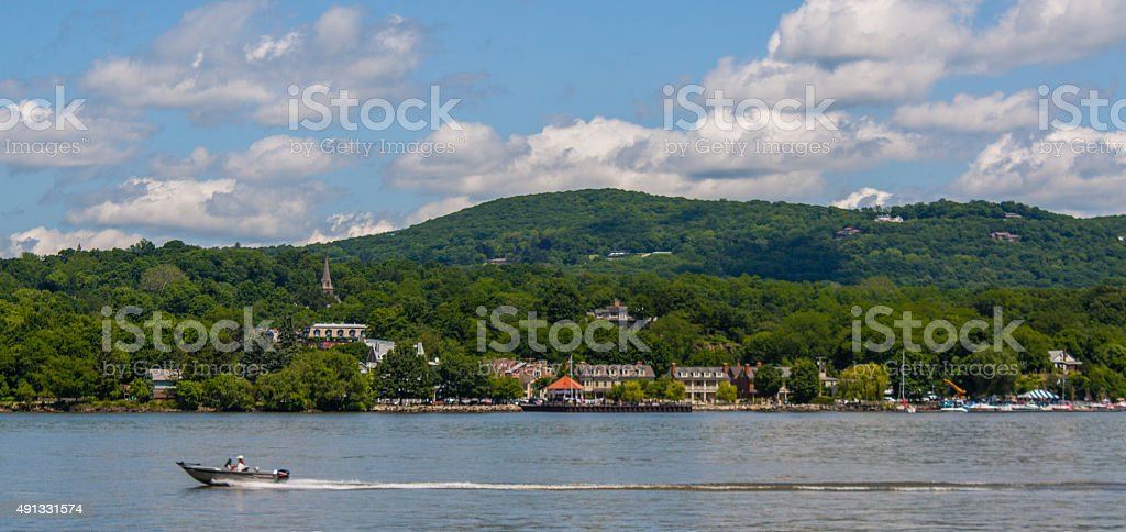 Hudson Valley, NY - West Point stock photo
