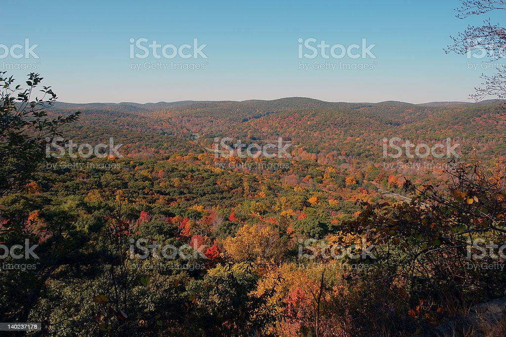 Hudson Valley royalty-free stock photo