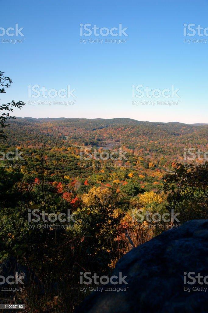 Hudson Valley royalty-free stock photo