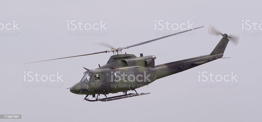 huey - flying stock photo