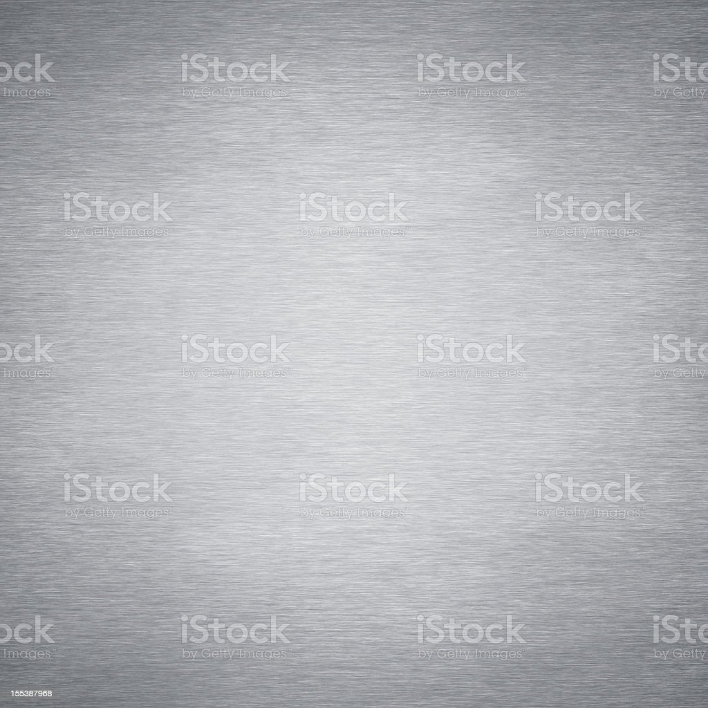 Huge Brushed metal texture stock photo