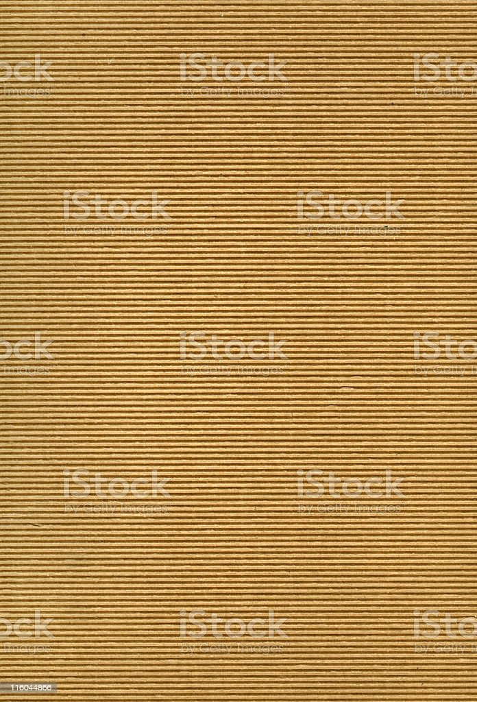huge corrugated cardboard texture royalty-free stock photo