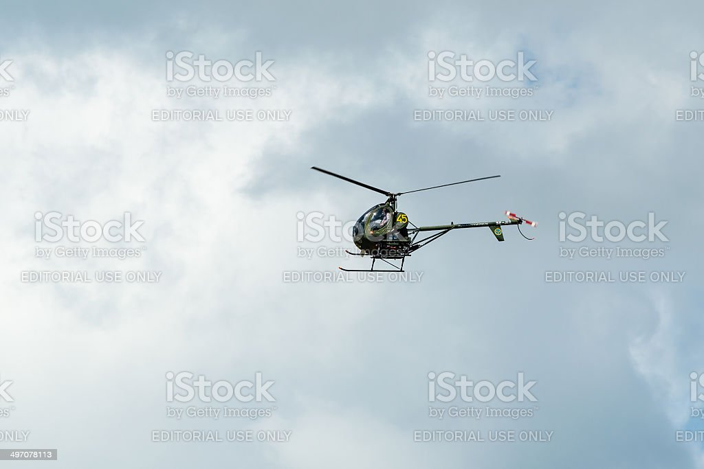 Hughes TH-55 Osage stock photo
