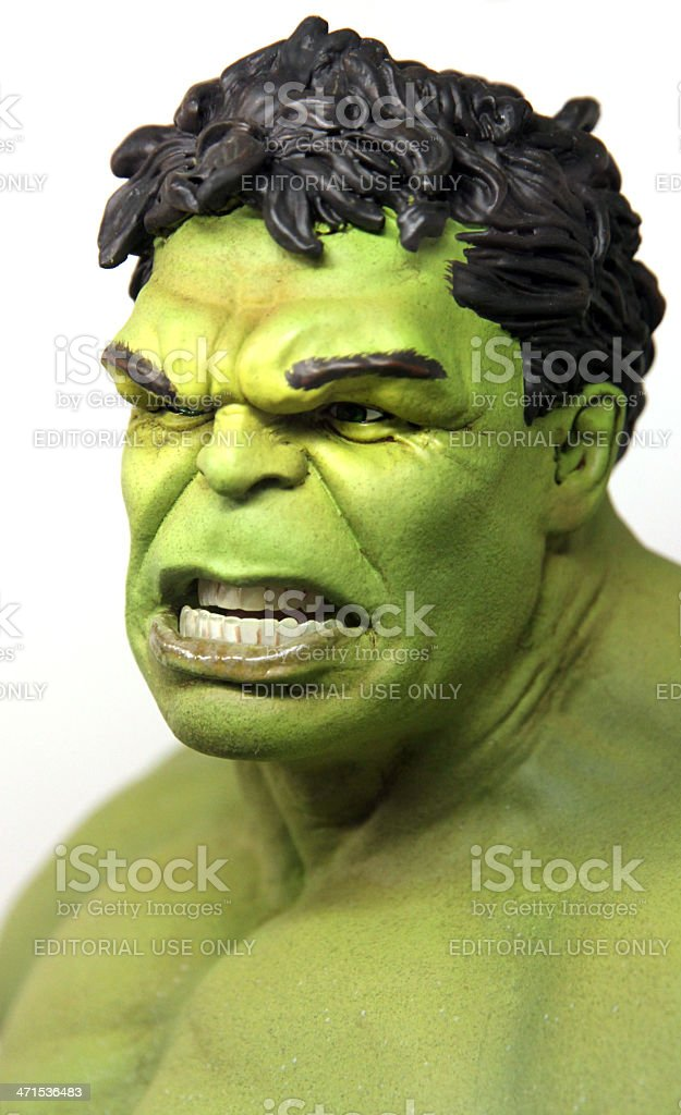 Hulk stock photo