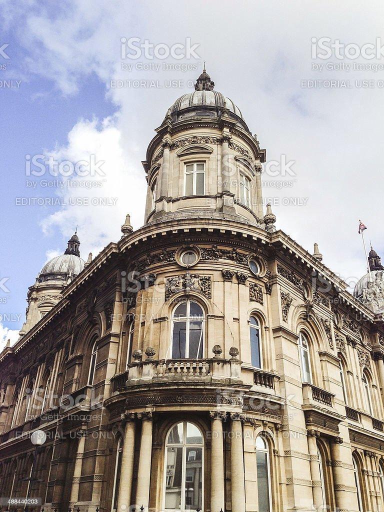 Hull city maritime museum stock photo
