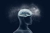 Human brain and its capabilities.