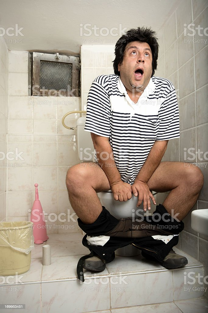 Human Digestive System Problems royalty-free stock photo
