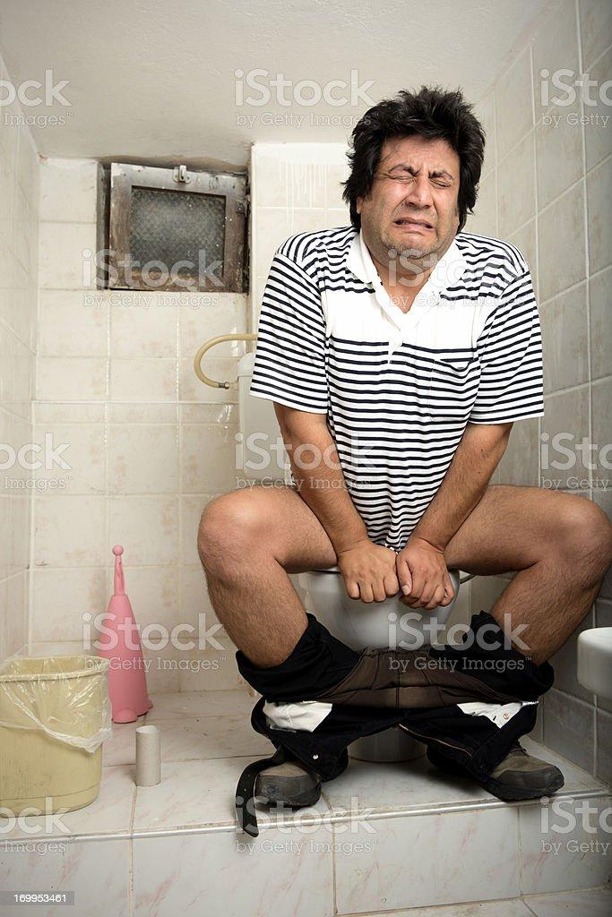 Human Digestive System Problems stock photo