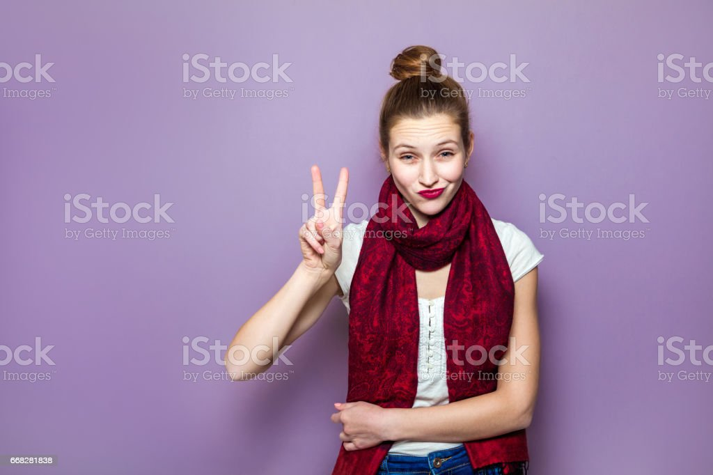 Human expressions emotions feelings body language. stock photo