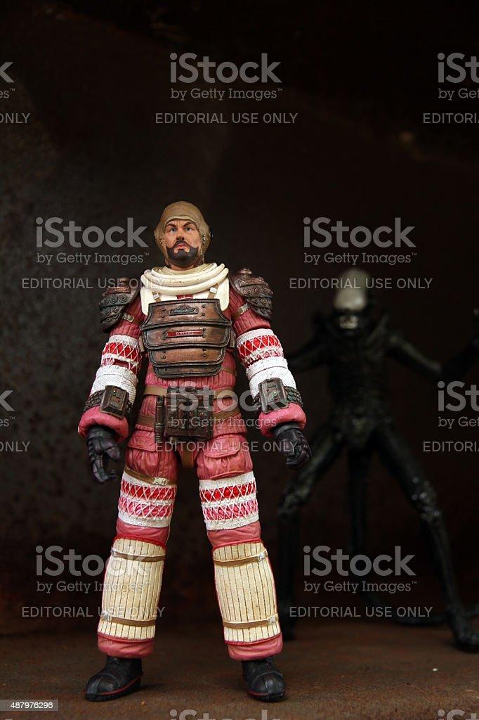 Human Prey stock photo