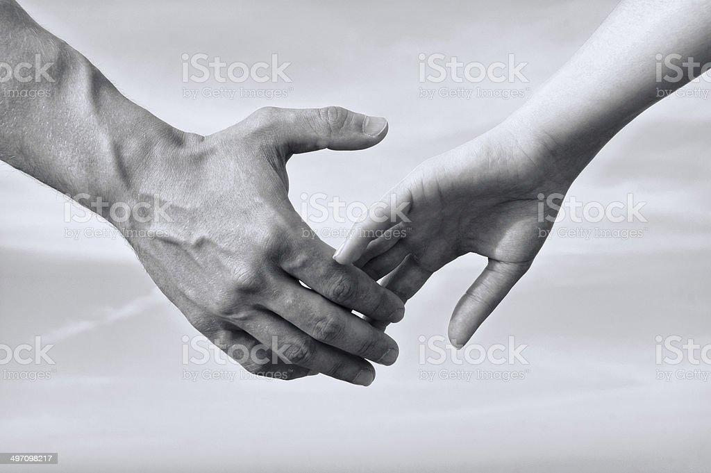 Human Relationship stock photo