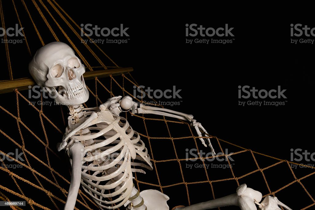 skeleton lying down pictures, images and stock photos - istock, Skeleton