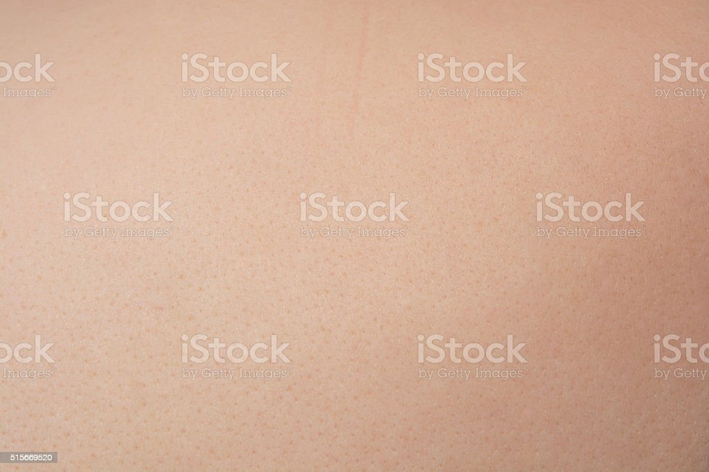 human skin textured stock photo