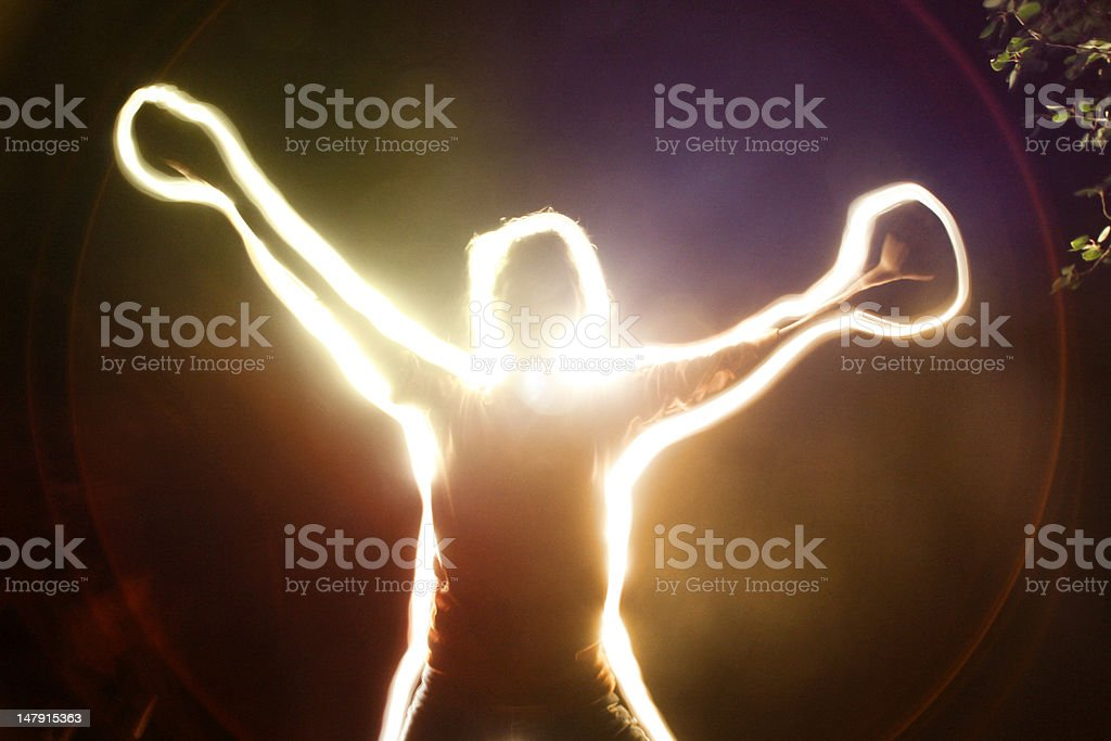 Human Spirit stock photo
