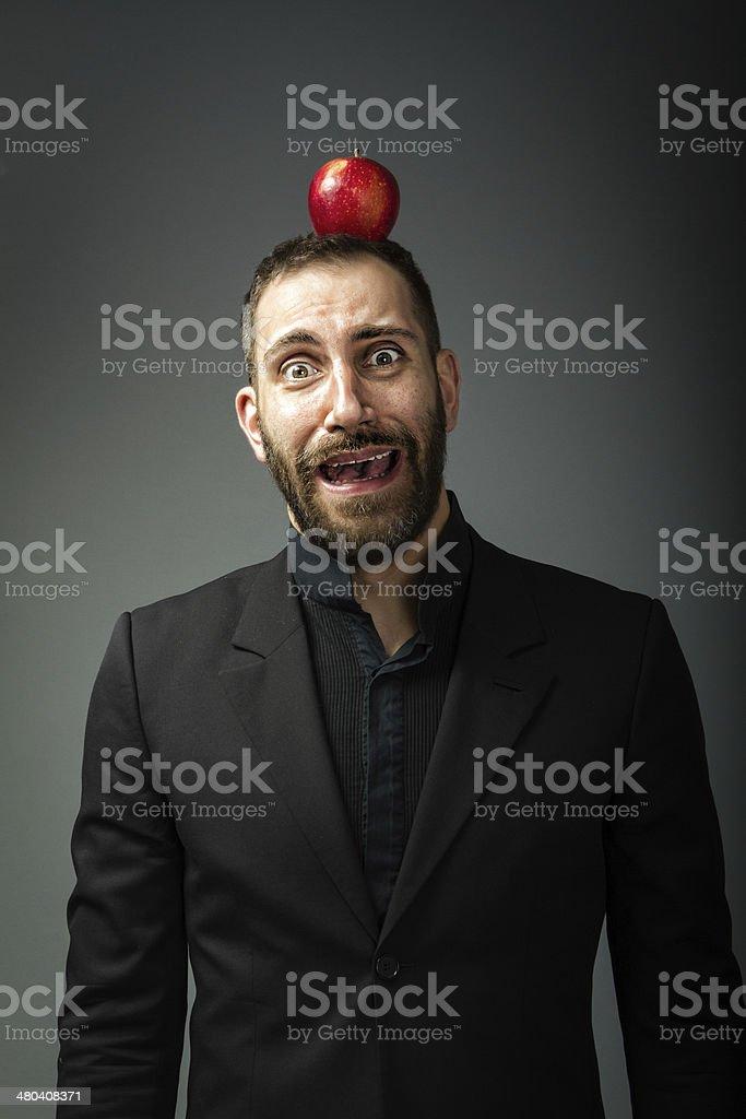 human target metaphor stock photo