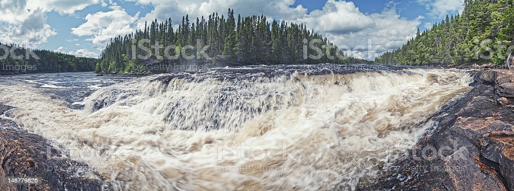 Humber River stock photo