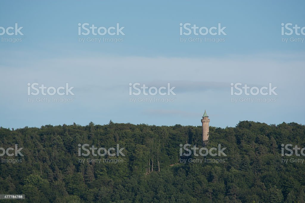 Humbergturm royalty-free stock photo
