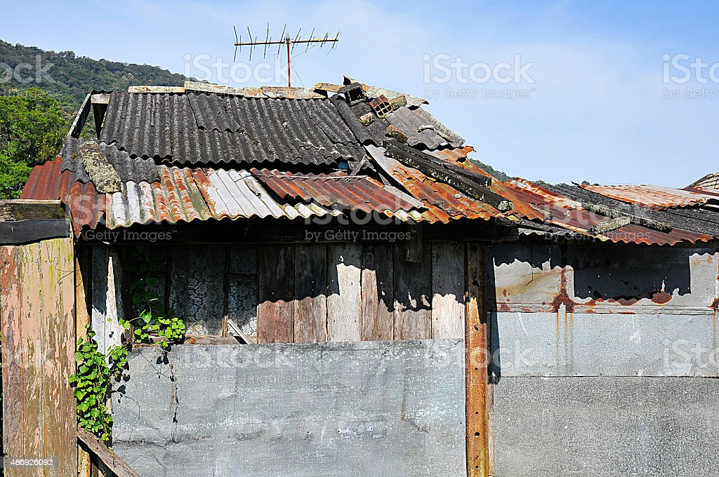 humble house stock photo