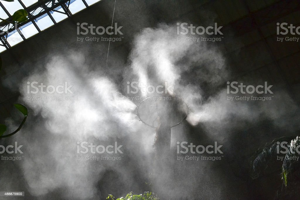 humidifier stock photo